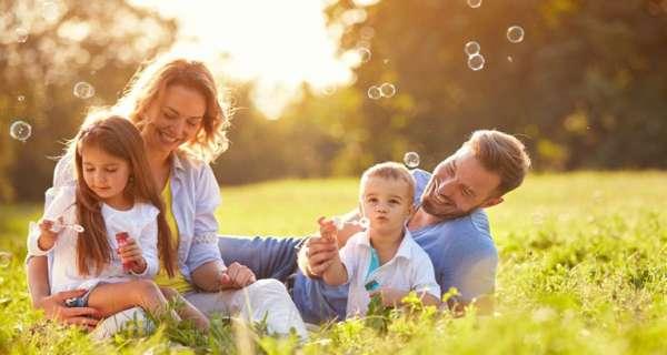 Mutlu ve birleşik aile sözleri