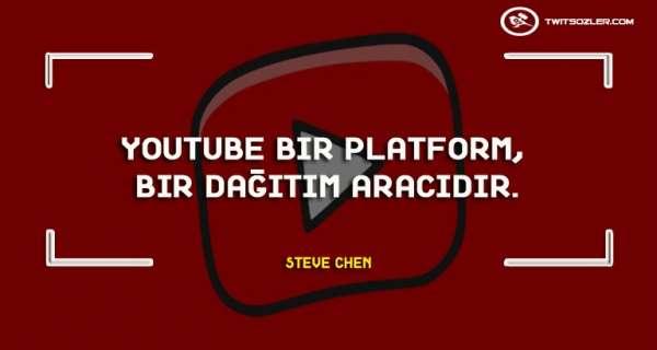 Youtube ile İlgili Sözler ve Alıntılar