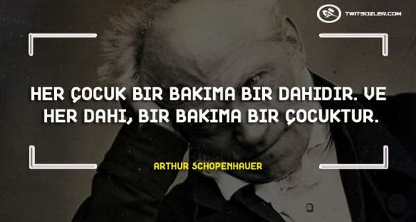 Arthur Schopenhauer'ın felsefeyi sevenler için 30 sözü
