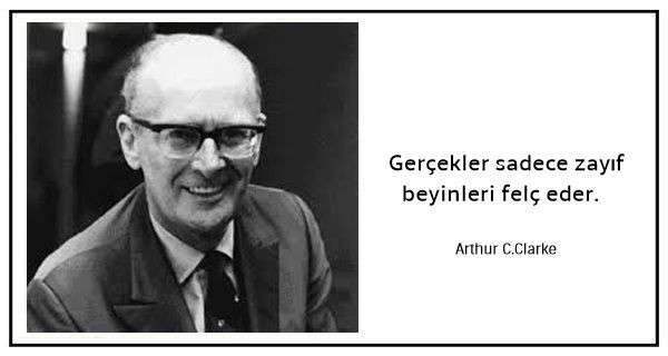 Arthur C.Clarke Sözleri