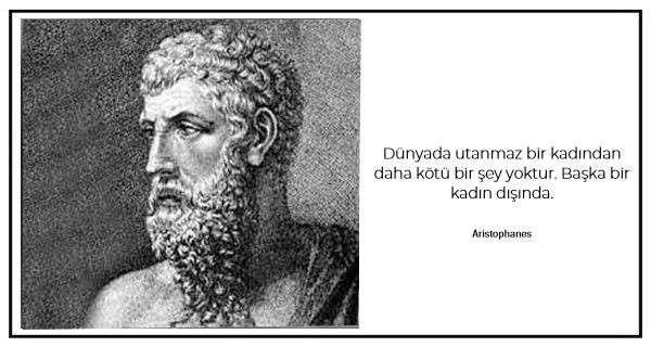 Aristophanes Sözleri