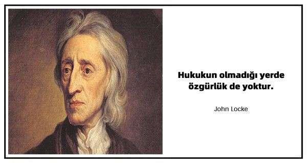 Bu filozof hakkında daha fazla bilgi edinmek için John Locke'un 20 Alıntısı
