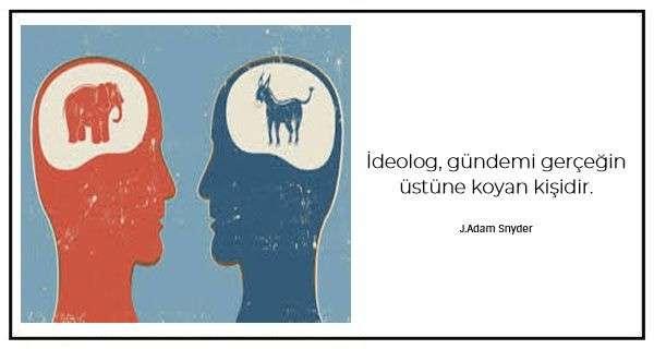 İdeoloji Sözleri ve Alıntıları