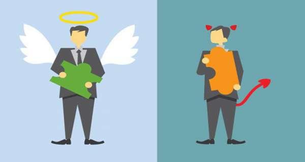 İyi ve Kötü hakkında en iyi sözler ve alıntılar